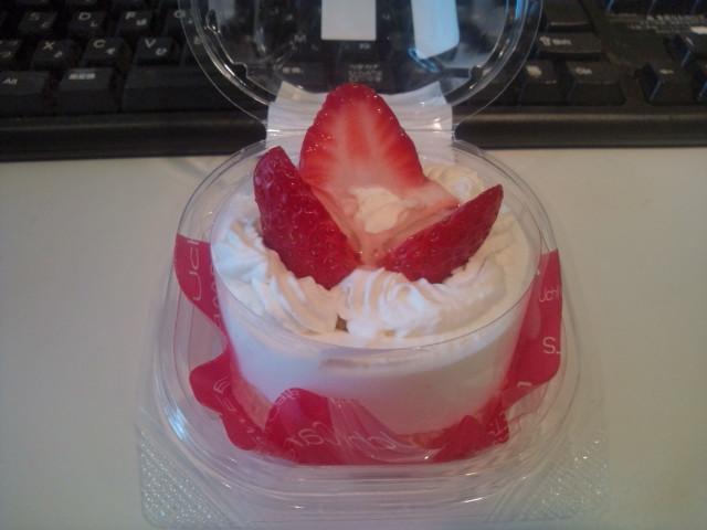 ローソンのケーキ2