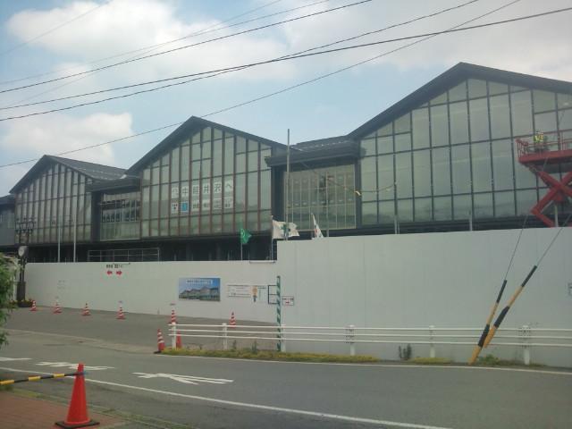 12.06.29 中軽井沢駅