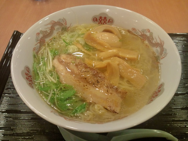 横川SA4
