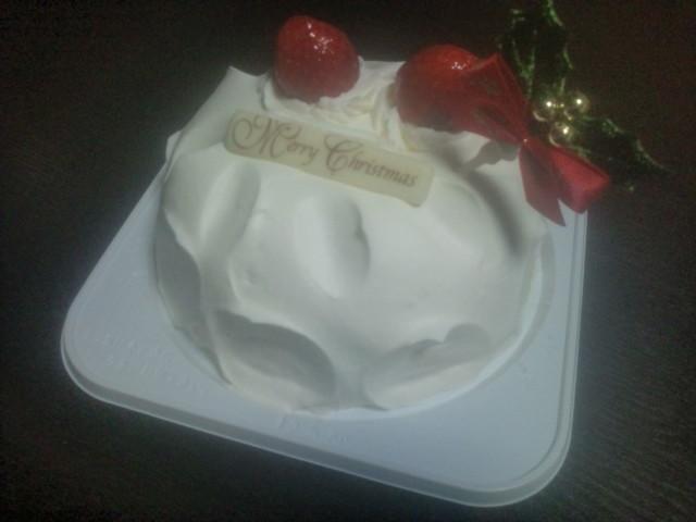 セブンのケーキ