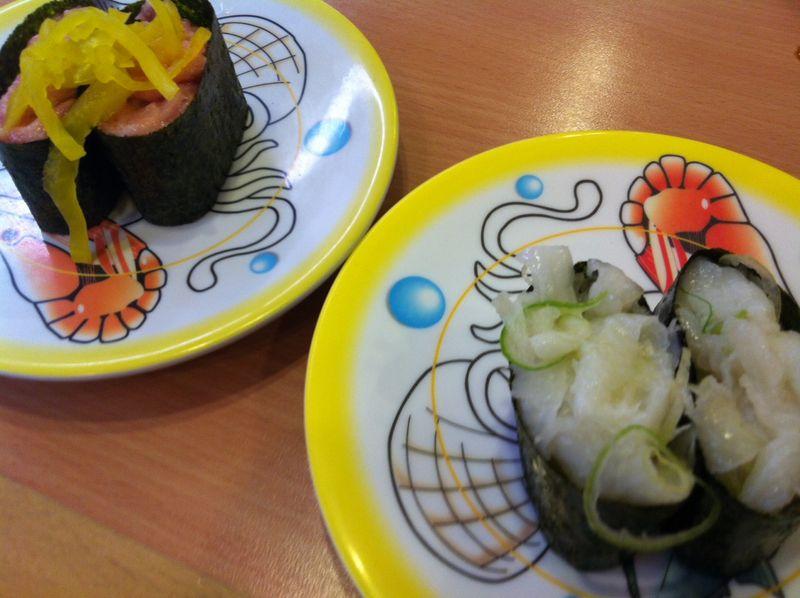 かっぱ寿司4