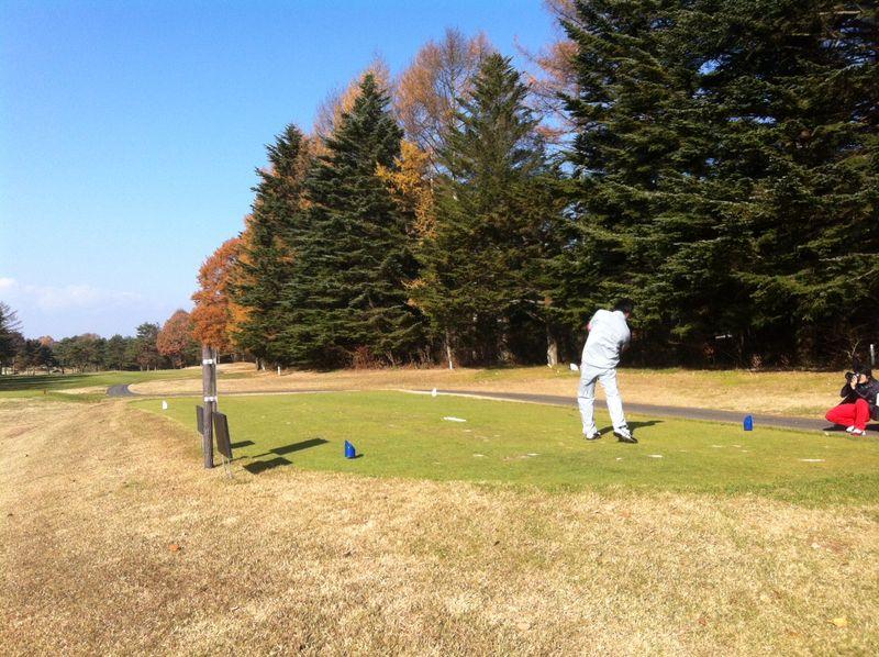 ゴルフコンペ1