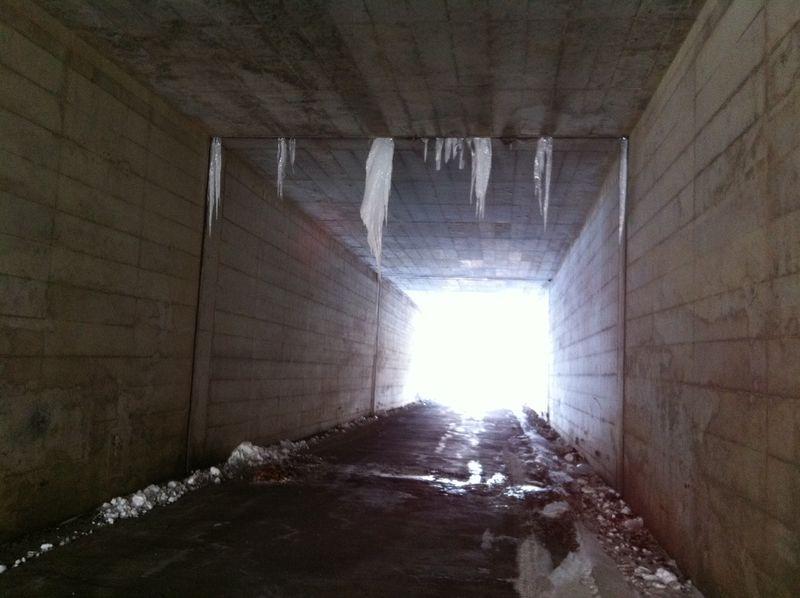 ぼんぼん坂トンネル2